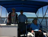 Driving My Grandfather's Boat Around Lake Chautauqua is Just One of the Ways I Love to Spend My Summers in New York