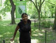Kayla at Strawberry Field