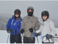 Family Portrait from EpicMix at Keystone, Colorado