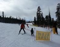 Family Learning Zone Schoolyard Trail at Keystone Colorado
