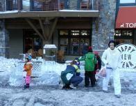 River Run Base Village at Keystone Resort, Colorado