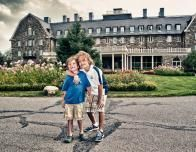 Kids Welcome at Skytop Lodge