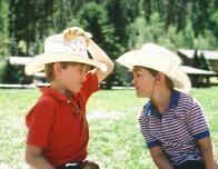 Cowboys at work on a dude ranch; photo c. Gene Kilgore, Ranchweb