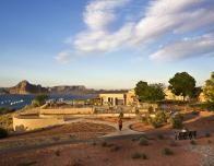 Lake Powell Marine Resort Hotel and Grounds