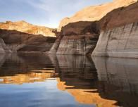 Glen Canyon has spectacular scenery