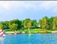 Woodloch Pines Resort on Lake Teedyuskung