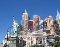 Hit the arcade games and fun at Circus, Circus and New York, New York in Las Vegas