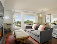 Family beach suites at Inn by the Sea, Maine