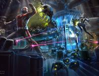 New Marvel attraction coming to Hong Kong Disneyland; c. Disney