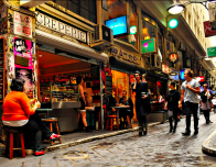 Centre Place, a popular night spot in Melboure. Photo: Jerry Lefoe, flickr