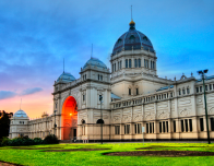 Royal Exhibition Building, Melbourne. Photo Artie/Photography on flickr
