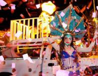 Carnival in Mazatlan, Mexico
