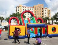 Festival at the Miccosukee Resort in Florida.
