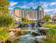 Missouri's Chateau on the Lake Resort and Spa, photo c. Chateau on the Lake