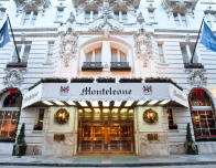 The classic Hotel Monteleone in the French Quarter.