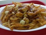 Homemade poutine is one of the mountain's best sellers.