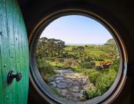 New Zealand, Hobbiton.