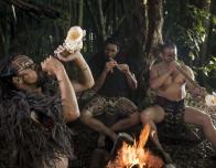 Tamaki Village, Rotorua, Maori performance