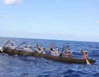 The Oarsmen Are On Their Way, Photo Courtesy of Xcaret