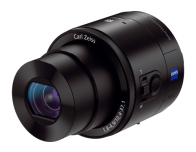 QX100 lens designed for Smartphones