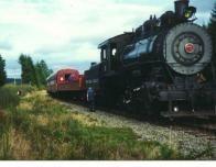 Chehalis-Centralia Railroad and Museum, Washington