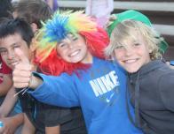 Boys at Acting Camp