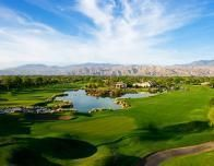 One of Palm Springs many championship golf courses.