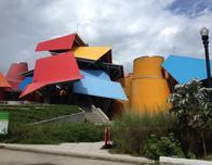 Biodiversity Museum in Panama City.