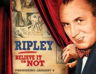 """PBS """"American Experience"""" poster for Ripley's TV show"""