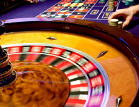Routlette Wheel at Mt. Airy Casino, Poconos