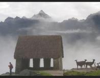 Along Peru's Inca Trail to Macchu Picchu. Photo courtesy Adios Adventures.