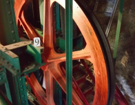 Gears of Duquesne Incline