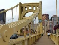 Warhol Bridge, Pittsburgh.