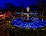 Electrical Spectacle holiday show in Philadelphia; photo J. Fusco