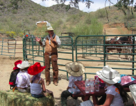 Cave Creek trail ride provide cowboy style fun in Phoenix.