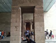 Walking Like an Egyptian at the Metropolitan Museum of Art