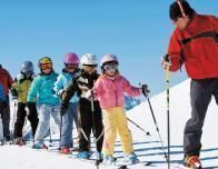 Ski Lessons at Club Valtur Pila