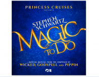 Stephen Schwartz' first show at sea will feature music and magic.
