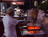 Puerto Vallarta taco stands