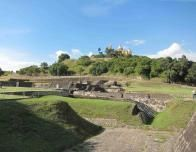 Cholula's Pyramid is a must-see day trip from Puebla.
