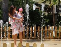 Mom and Baby at Martinhal Quinta