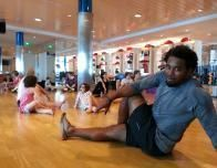 Family Exercise Classes On Board Royal Caribbean Ships