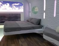 Royal Caribbean concept stateroom of the future