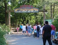 Providence Rhode Island's Roger Williams Zoo
