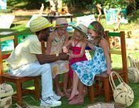 Basketweaving Activity at Round Hill, Jamaica