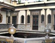 Sanborns is inside the Casa de los Azulejos in Mexico City.