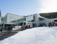 Ski Santa Fe lodge.