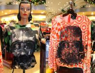 Star Wars  merchandise at Disney  Parks.