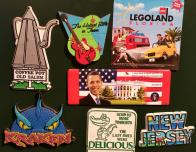 unusual souvenir travel magnets