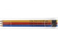 Metropolitan Museum pencils